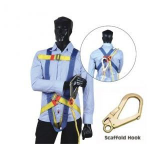 Arcon Full Body With Scaffold Hook Single Rope Harness, ARC-5103
