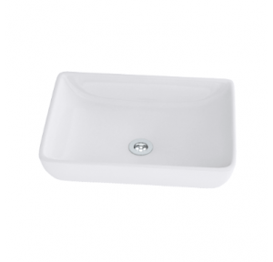 Hindware Fonte Over Counter Table Top Wash Basin, 91043