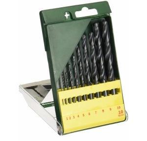 Bosch 1-10 mm HSS-R Metal Drill Bit Set, 2607019442