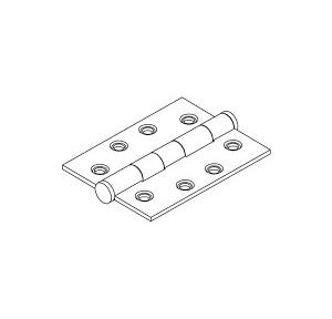 Dorma 5 Knuckle 2 Ball Bearing Butt Hinges, XL-C 3009A