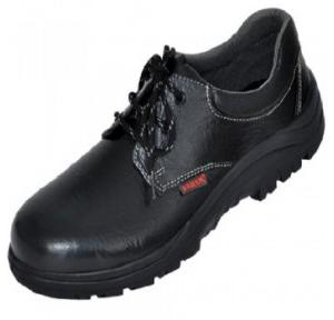 Karam FS 02 Gripp Series Black Steel Toe Safety Shoes, Size: 12