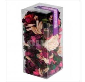 Pure Source 200g Highly Fragrance  Potpourri Bag with PVC Box, PSI-PPA-22