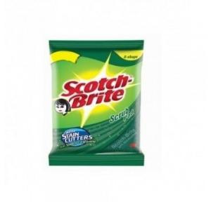 3M Scotch-Brite Scrub Pad, 3x4 Inch