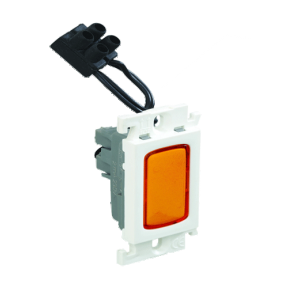 Legrand Mylinc 1M Orange Indicator light, 6755 96
