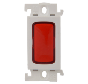 Legrand Mylinc 1M Red Indicator light, 6755 95