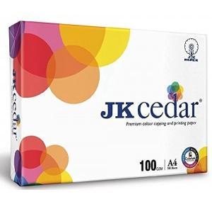 JK A4 Cedar 100 GSM Copier, 500 Sheets