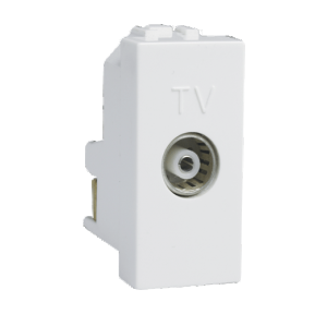 Legrand Mylinc 1M TV Socket, 6763 32