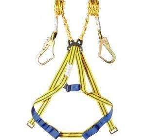 Volman Full Body Harness, 1.8 Mtr Double Lanyard