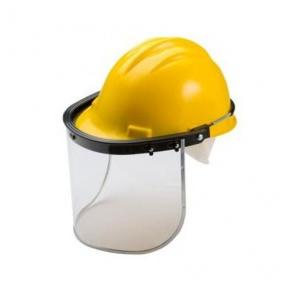 Prima 1mm Thickness Yellow Clear Face Shield, PFS-02