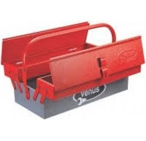 Venus Tool Box with 3 Compartments