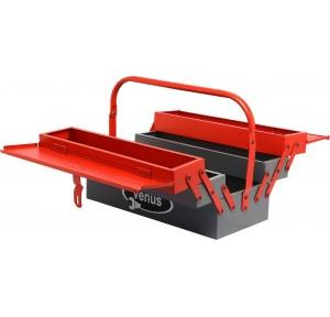 Venus VTB Tool Box with 5 Compartments