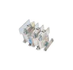 HPL QSA 32A 3P+N Switch Disconnector Fuse, FS032A-TPNFDIN