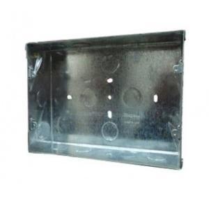 L&T 12/16M Entice Mounting Box, CB91112WM00