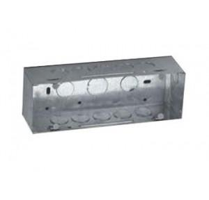 L&T 8M Entice Mounting Box, CB91108WM00