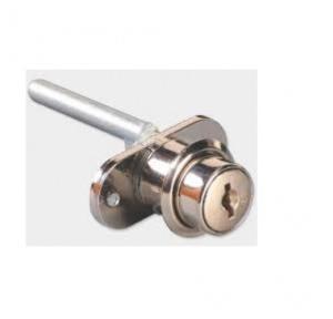 Ebco Pedestal lock 22mm With 2 Nos Key Set, MPL2-22