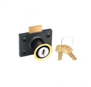 Godrej Cabinet Lock With 2 Key Set, 9353