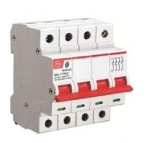 L&T 100A 4P Isolator, BE410000