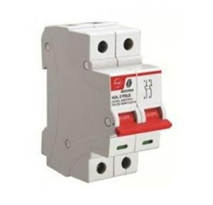 L&T 80A 2P Isolator, BE208000