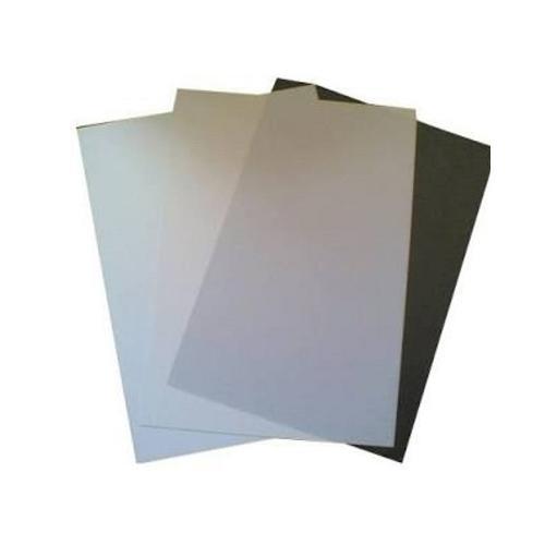 A4 Size Spiral Comb Sheet (White)