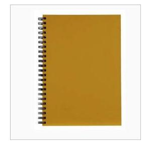 A-one A4 Spiral Writing Pad, 40 Sheets