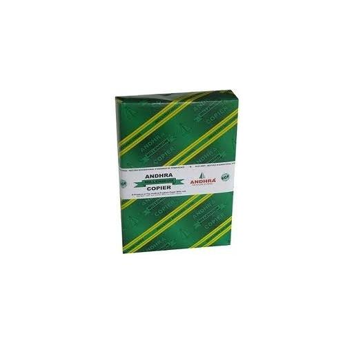 Andhra A4 Copier Paper, 75 GSM (Pack of 500 Sheets)