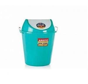Aristo Swing Lid Garbage Waste Dustbin, 32 Ltr