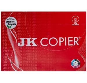 JK A3 Red Copier Paper 75 GSM, 500 Sheets