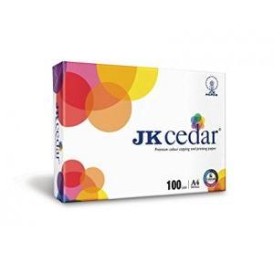 JK Cedar A4 Allabaster Paper 100 GSM, 500 Sheets