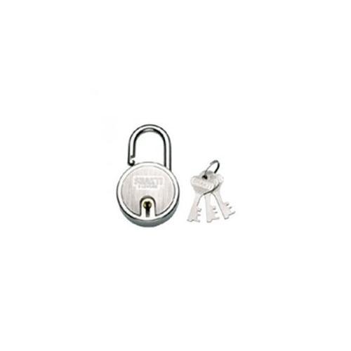 Godrej 3 Keys 7 Lever Round Padlock, 8149