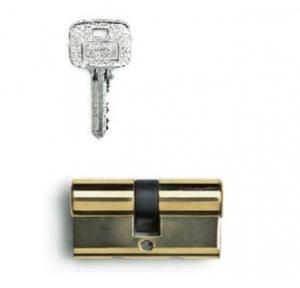 Godrej 60mm  Pin Cylinder 1CK Rose Gold, 6879
