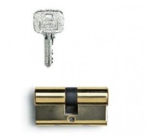 Godrej 60mm  Pin Cylinder 2C Rose Gold, 6880