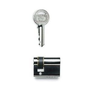 Godrej 60mm  Pin Cylinder 1CK Antique Brass, 8491