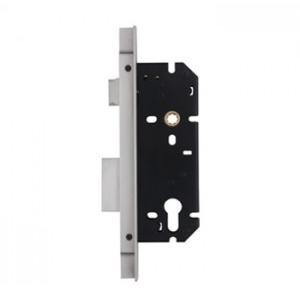 Godrej 240mm Left Outside/Right  Inside opening Double door Lock Body, 7368
