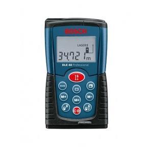 Bosch Laser Range Finder, DLE 40