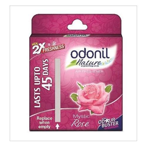 Odonil Toilet Air Freshener Rose, 75 gm