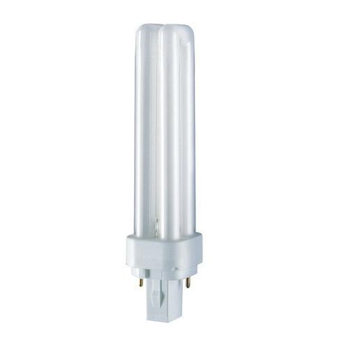 Osram 18W 2 Pin Dulux D CFL, G24D-2 (Cool Daylight)