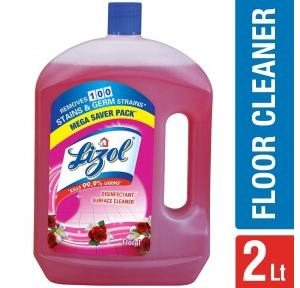 Lizol 2 Ltr Disinfectant Surface Floral Cleaner