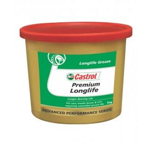 Castrol Premium Long Life Grease, 5 kg