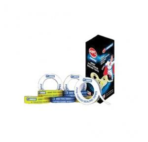 AIPL Abro PTFE Thread Sealing Tape White, 12 mm x 10 m