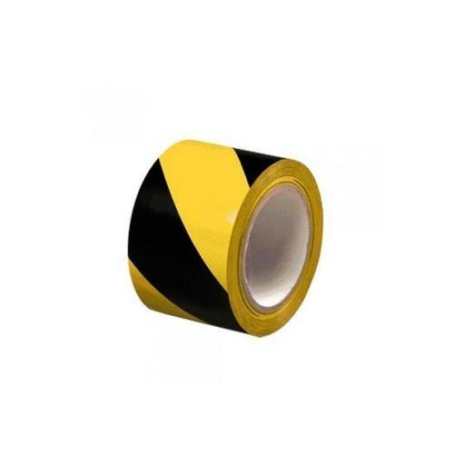 Zebra Floor Marking Tape, 3 Inch, L 23 mtr +/- 2 mtr