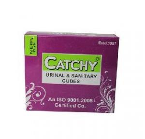Catchy Urinal Cube (Pack of 12 Pcs)