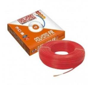 Polycab 4 Sq mm 1 Core PVC Insulated Copper Cable, 90 Mtr