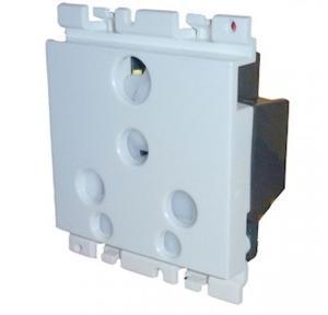 MK 10/16A White Socket, DW424WHI