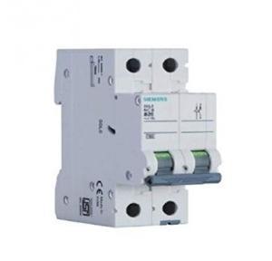 Siemens 40A Double Pole Miniature Circuit Breaker