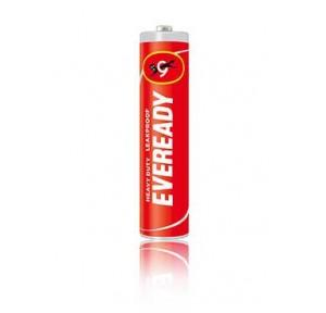 Eveready AAA Zinc Carbon Battery