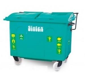 Sintex Master Dust Bin, 1100 Ltr