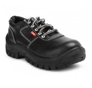 Prima PSF-22 Eon Black Composite Toe Safety Shoes, Size: 7