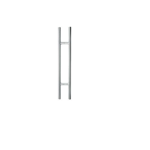 Godrej 25x425 mm Stainless Steel H-Type Pull Handle, 7535