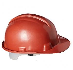 Safari Pro Red Safety Helmet