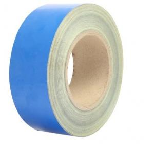 Safari Blue Reflective Tape, 50 mm x 45 m